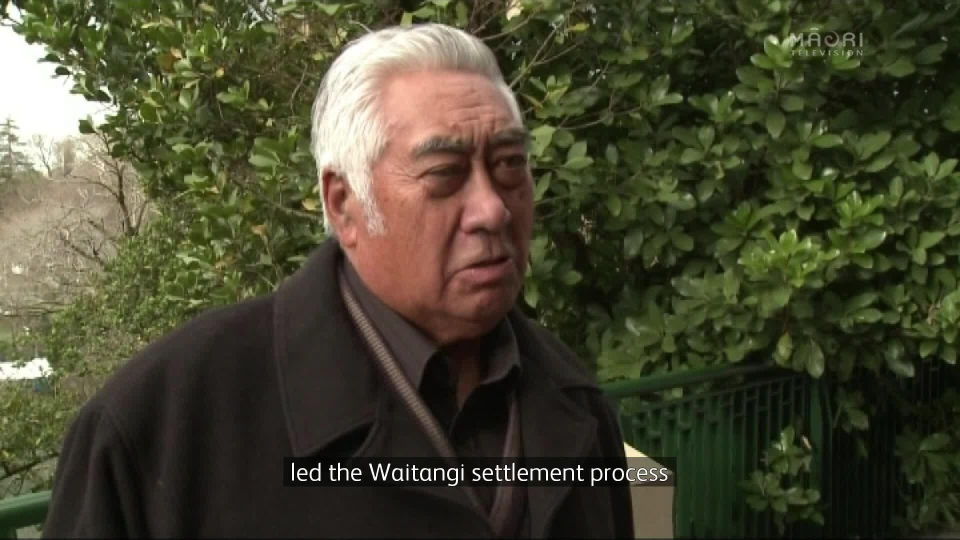 Video for Pare Hauraki mourn the loss of their champion Toko Renata