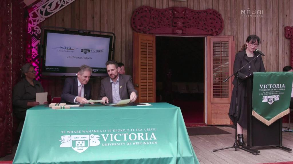 Video for Victoria University plans for Māori academic success