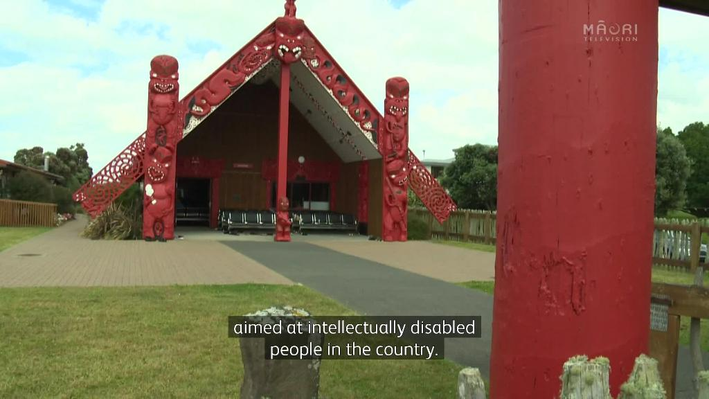 Video for First disabled haka group striving for the national stage