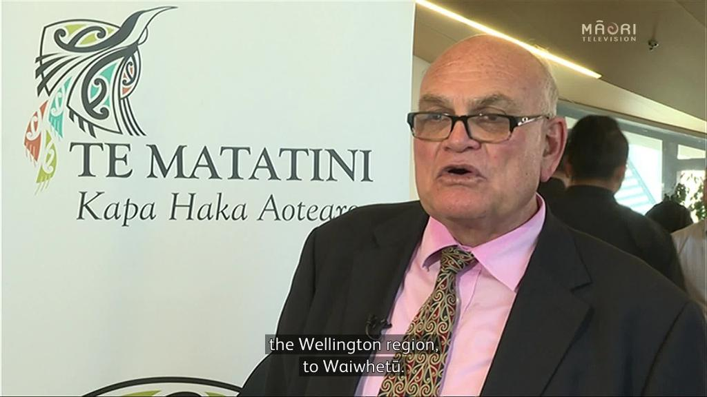 Video for Te Matatini prepares for Westpac Stadium