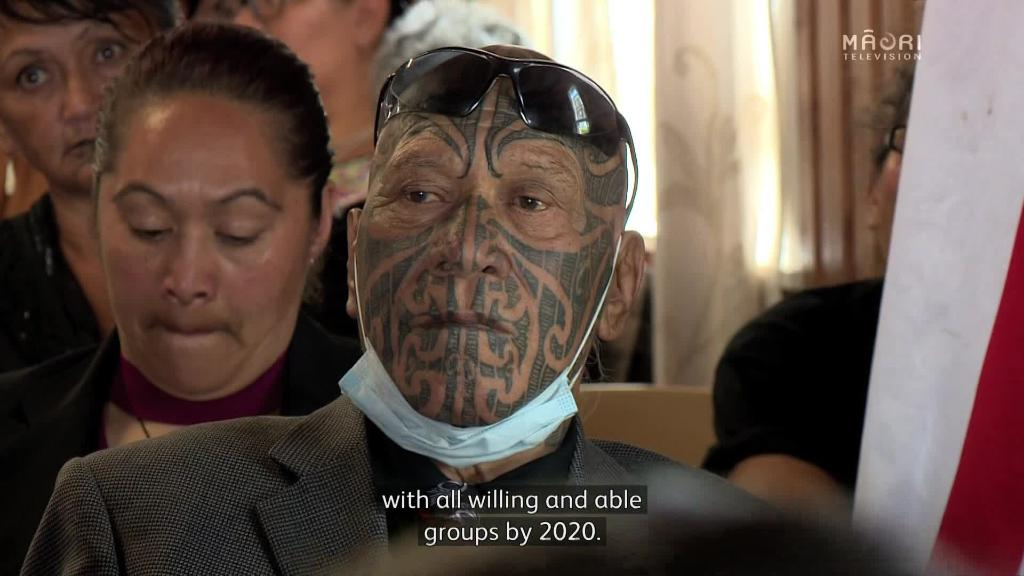 Video for Treaty Negotiations Minister engages with Ngāpuhi hapū to further settlement
