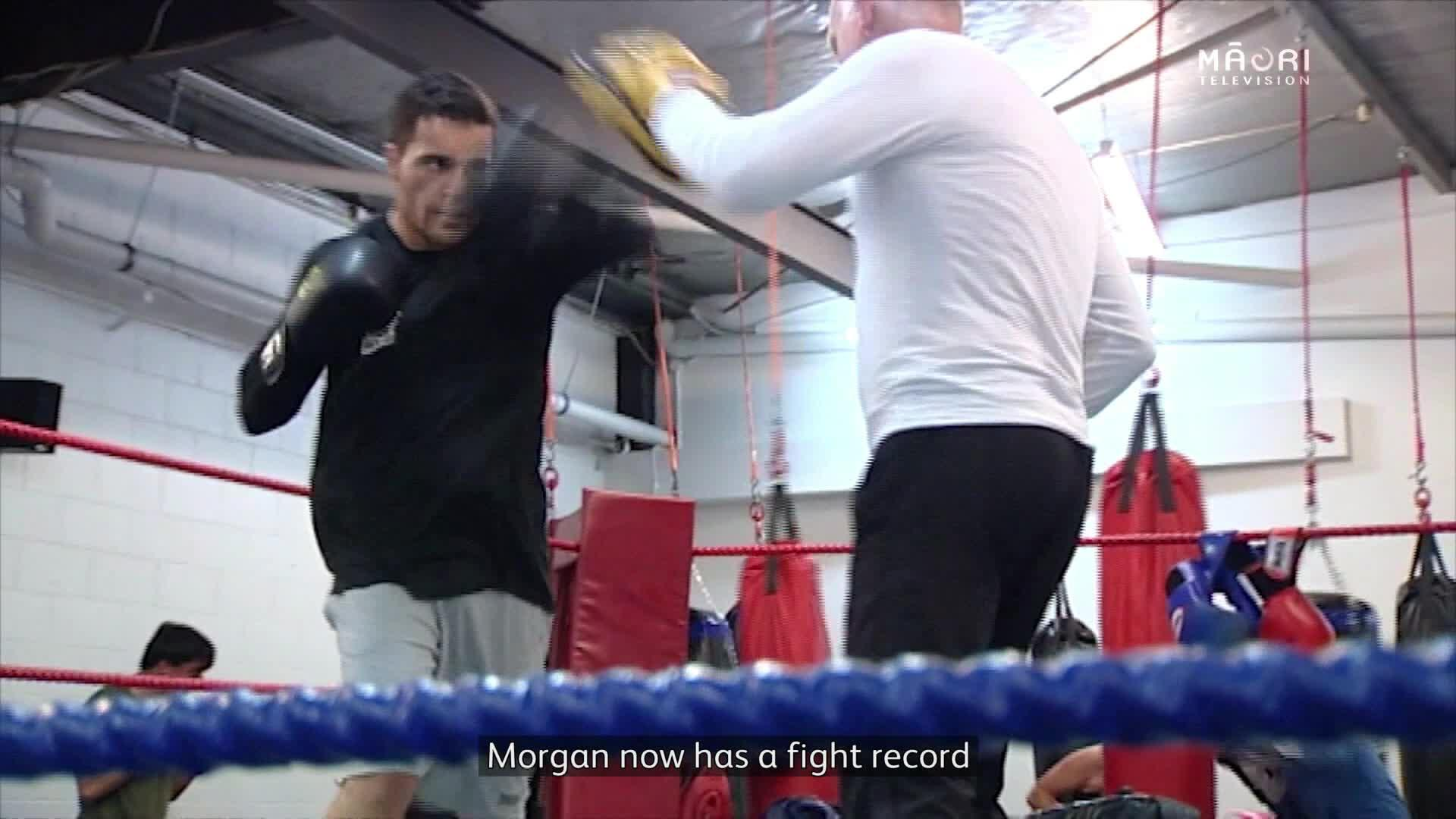 Video for Boxer Bowyn Morgan moves up in NZ pound-for-pound ratings