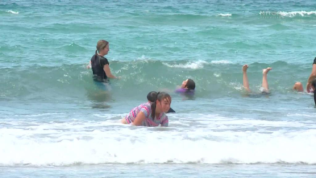 Video for Planning day at beach 'could just save your life'