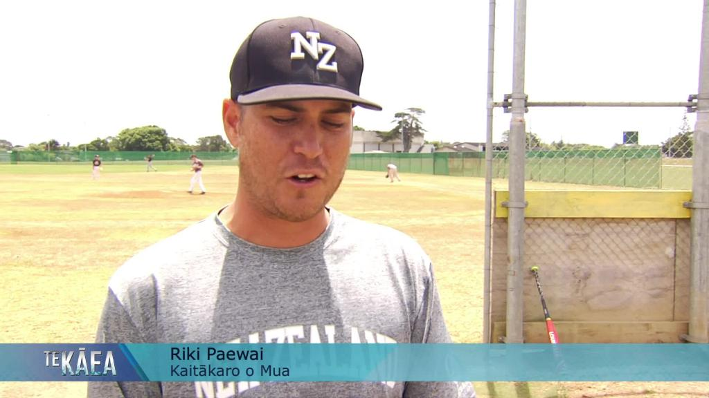 Video for Baseball NZ to incorporate Māori designs into new logo