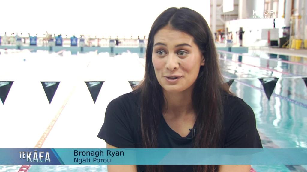 Video for Māori named in 2018 Commonwealth Games swimming squad