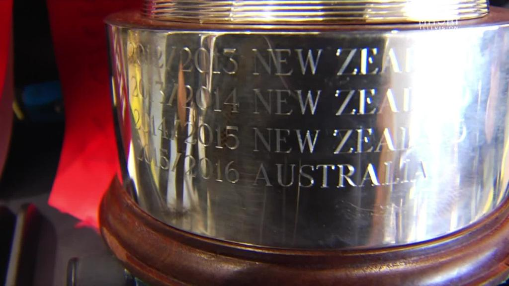 Video for First-time for women's rugby sevens at 2018 Commonwealth Games