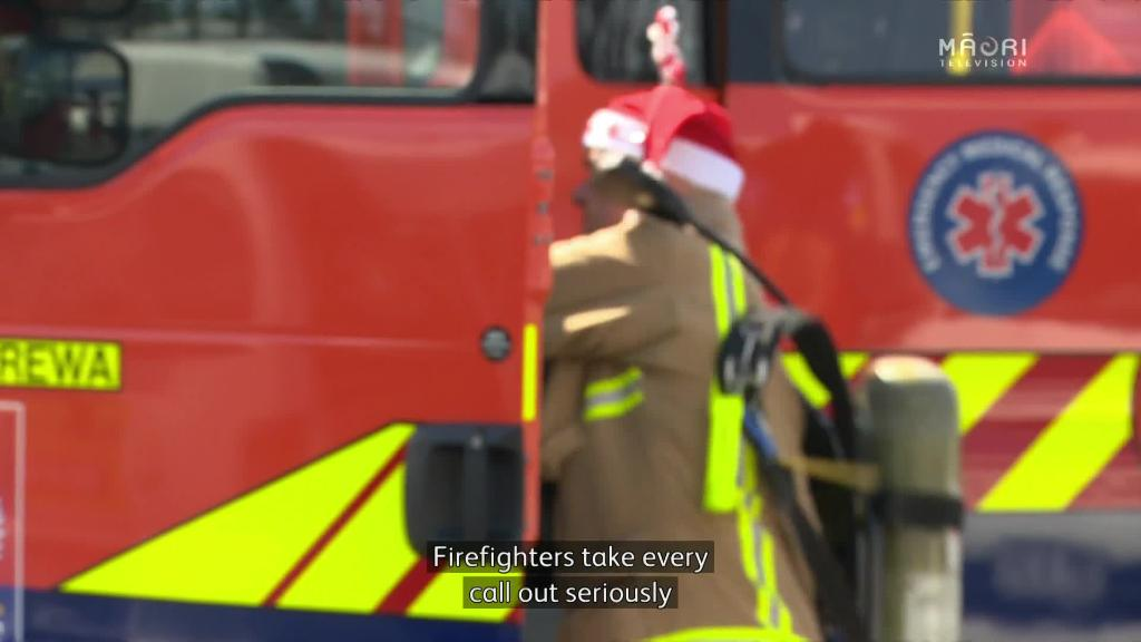 Video for No rest days for Firefighters