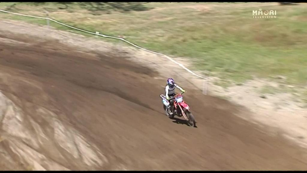 Video for Popular motocross competition revs-up in Manawahē