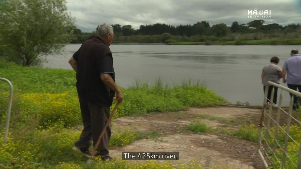 Video for Waikato river marae to trial first nitrate wireless sensor