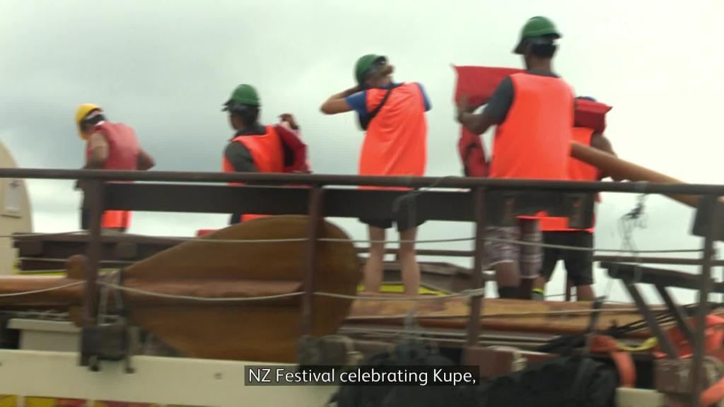 Video for Samoan voyagers revive traditional practices
