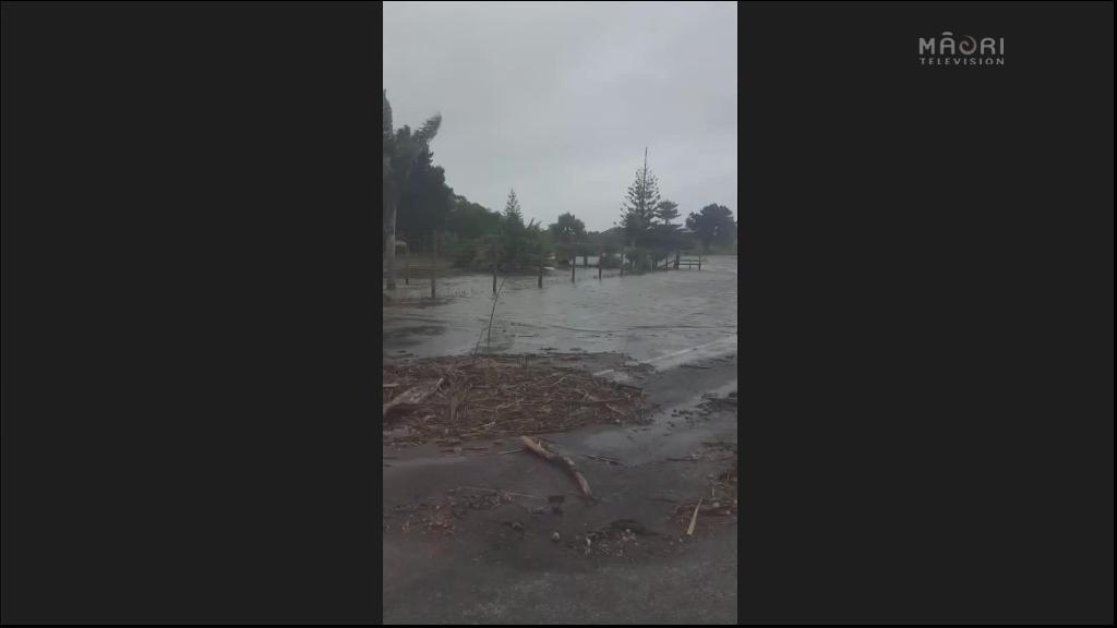 Video for Weather damage in the Waiariki region