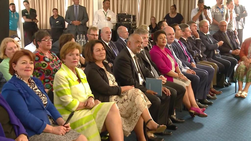 Video for Solve Māori inequality with pan-Māori not iwi organisations – Peters