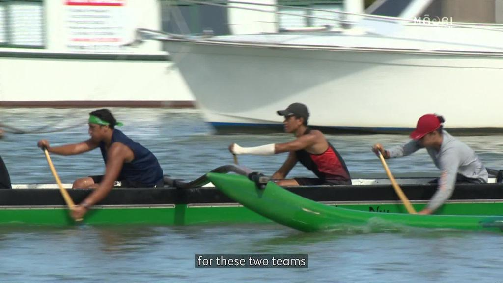 Video for Te Atatū Boat club becomes second home for paddlers