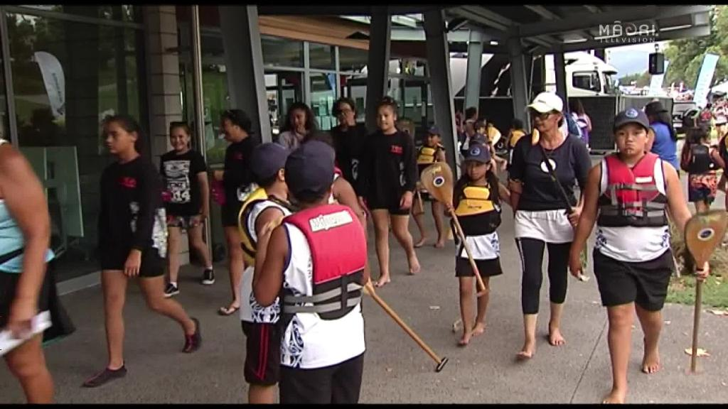 Video for Waka Ama Sprint Nationals celerates 29 years