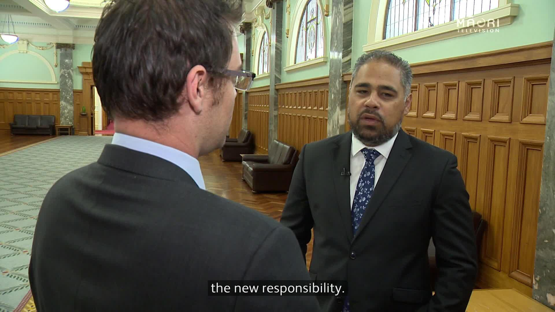 Video for Henare PM's speaker for Rātana