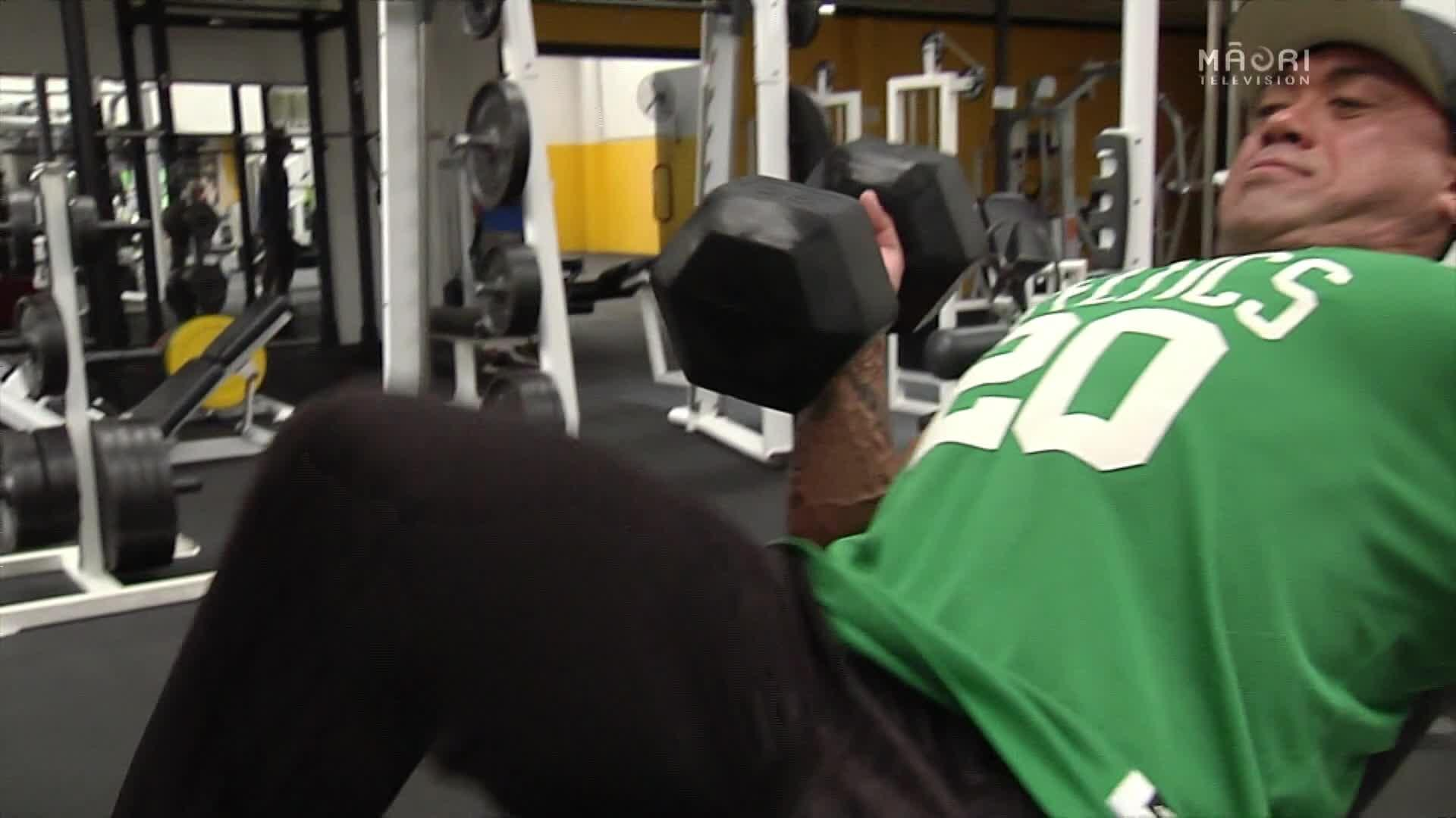 Video for Onekawa to up his game at Arnold Classic