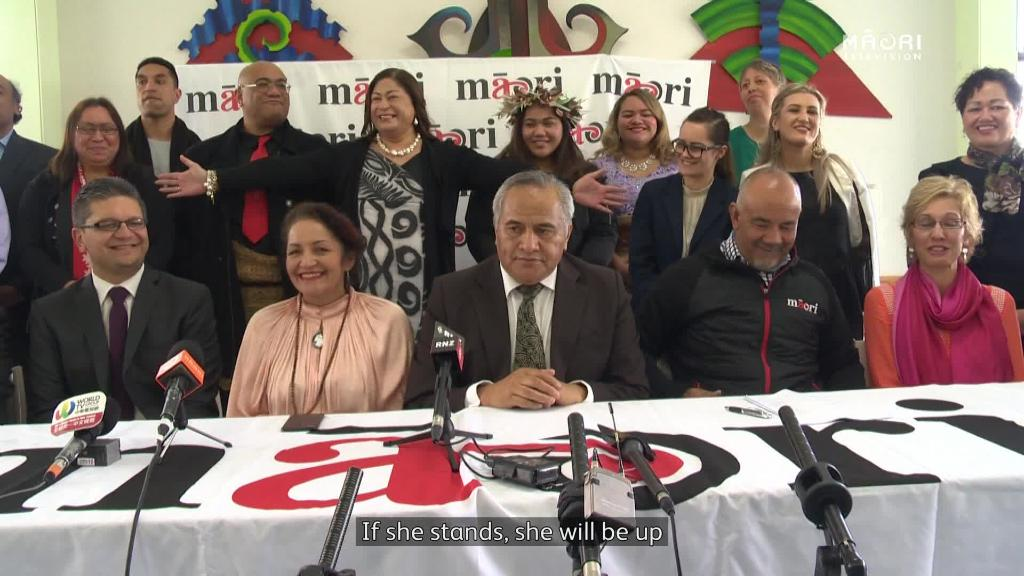 Video for Fox eyes up Tāmaki electorate