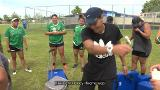 Video for Daniels youngest to captain NZ Māori Wāhine Toa