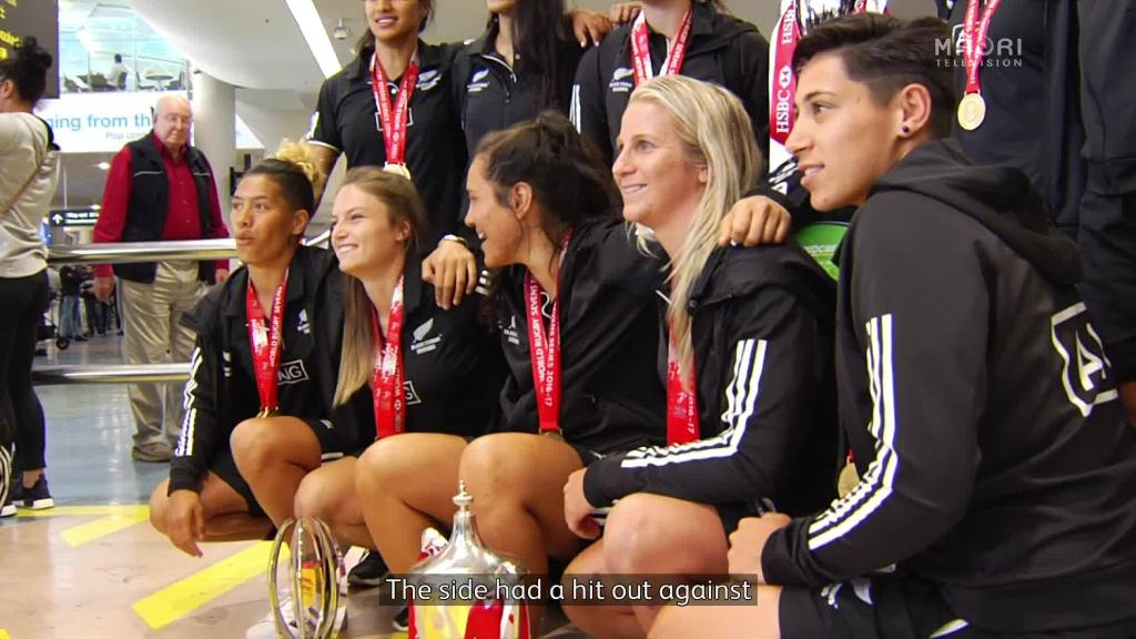 Video for Black Ferns Sevens line-up ready for Sydney leg