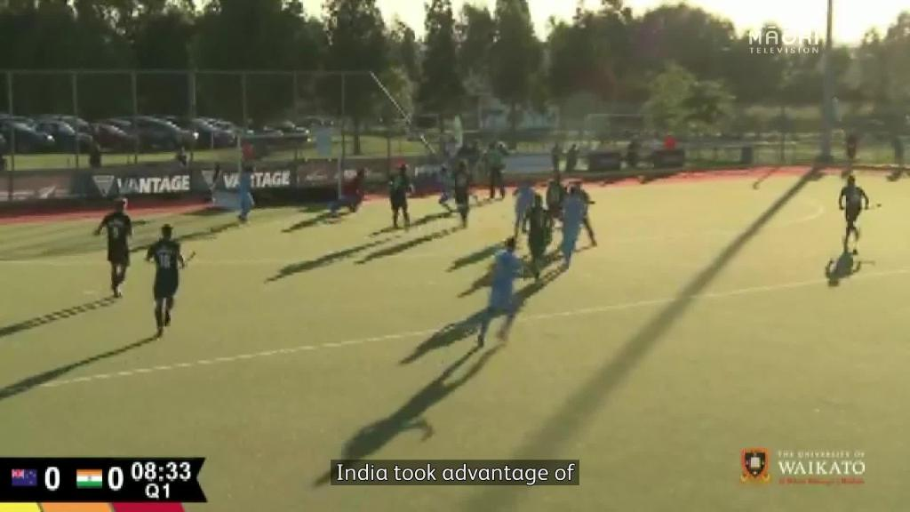 Video for Black Sticks lose Four Nations match, 3-2