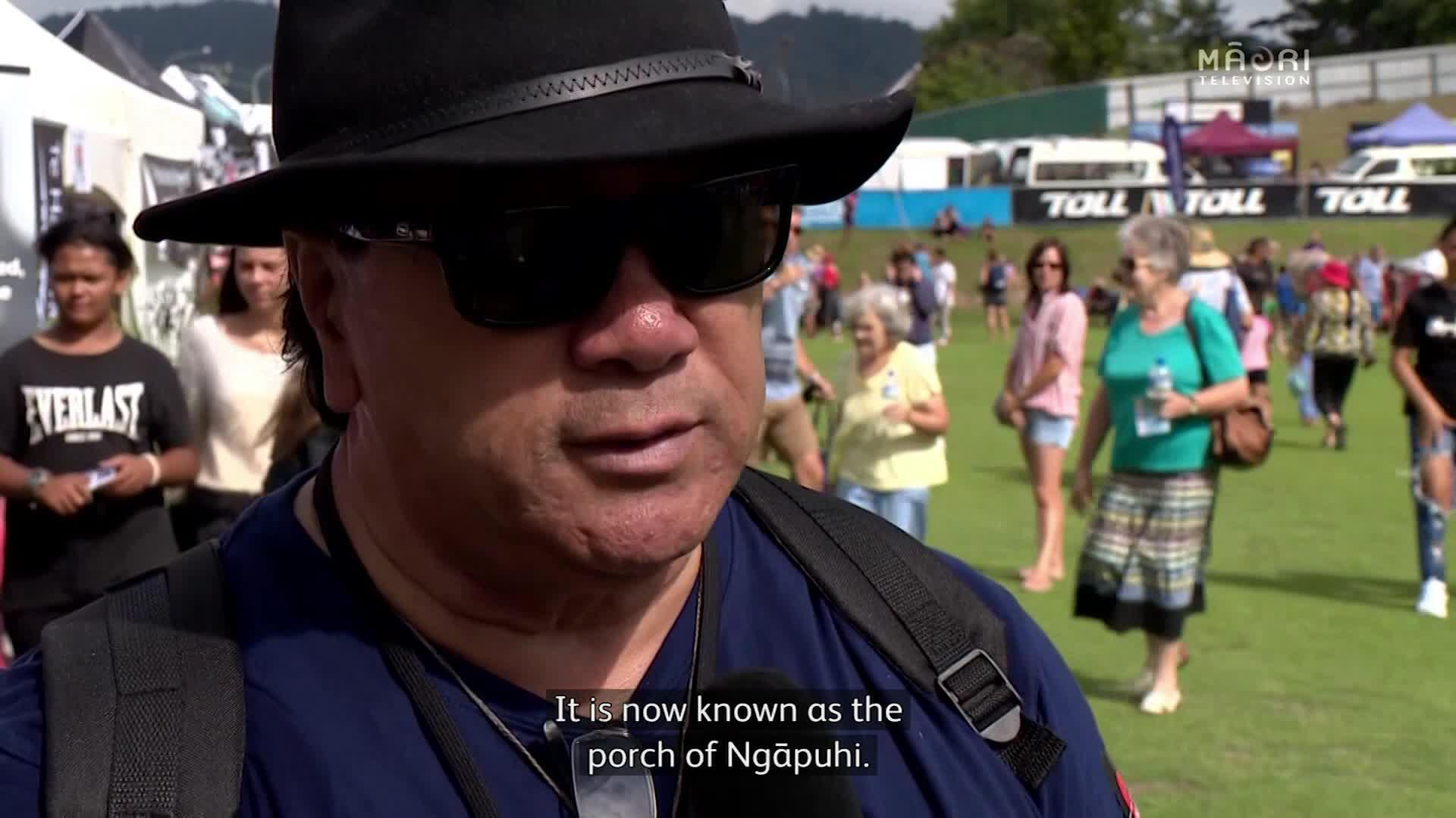 Video for Ngāpuhi Festival takes Whangārei by storm