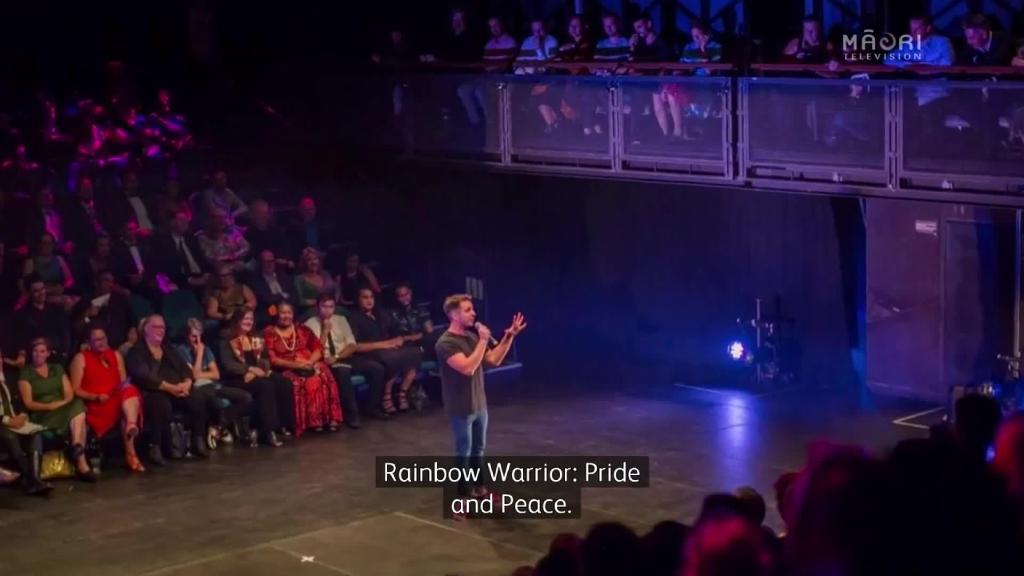 Video for Tauranga director to open Auckland's Pride Festival