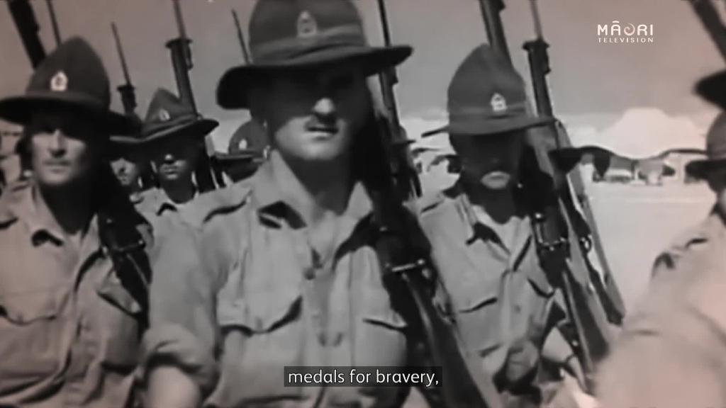 Video for 28th Māori Battalion Company D author highlights stark differences