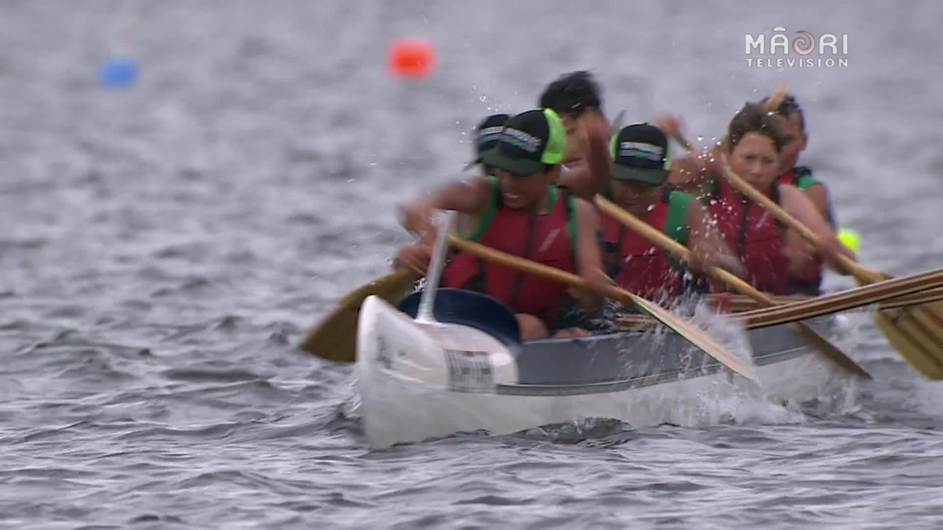Video for Waka Ama Sprints 2018, Series 6 Episode 3