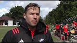Video for Defence key for AB Sevens