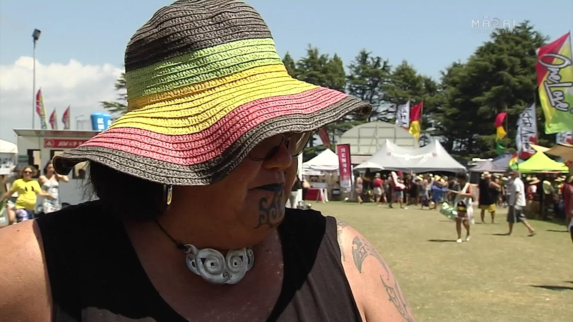 Video for One Love Festival boosts local economy