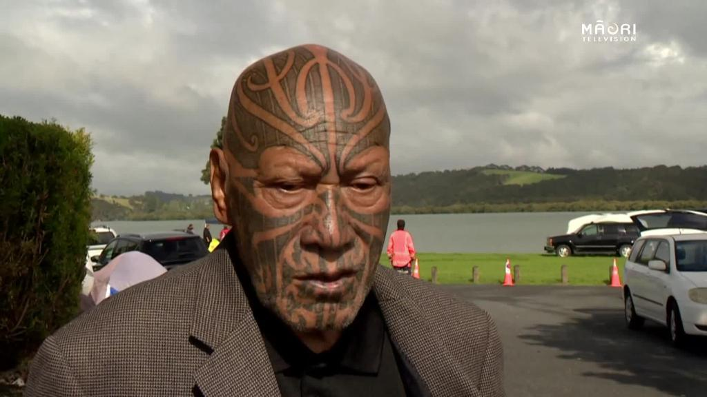 Video for Te Tii Marae welcomes the nation
