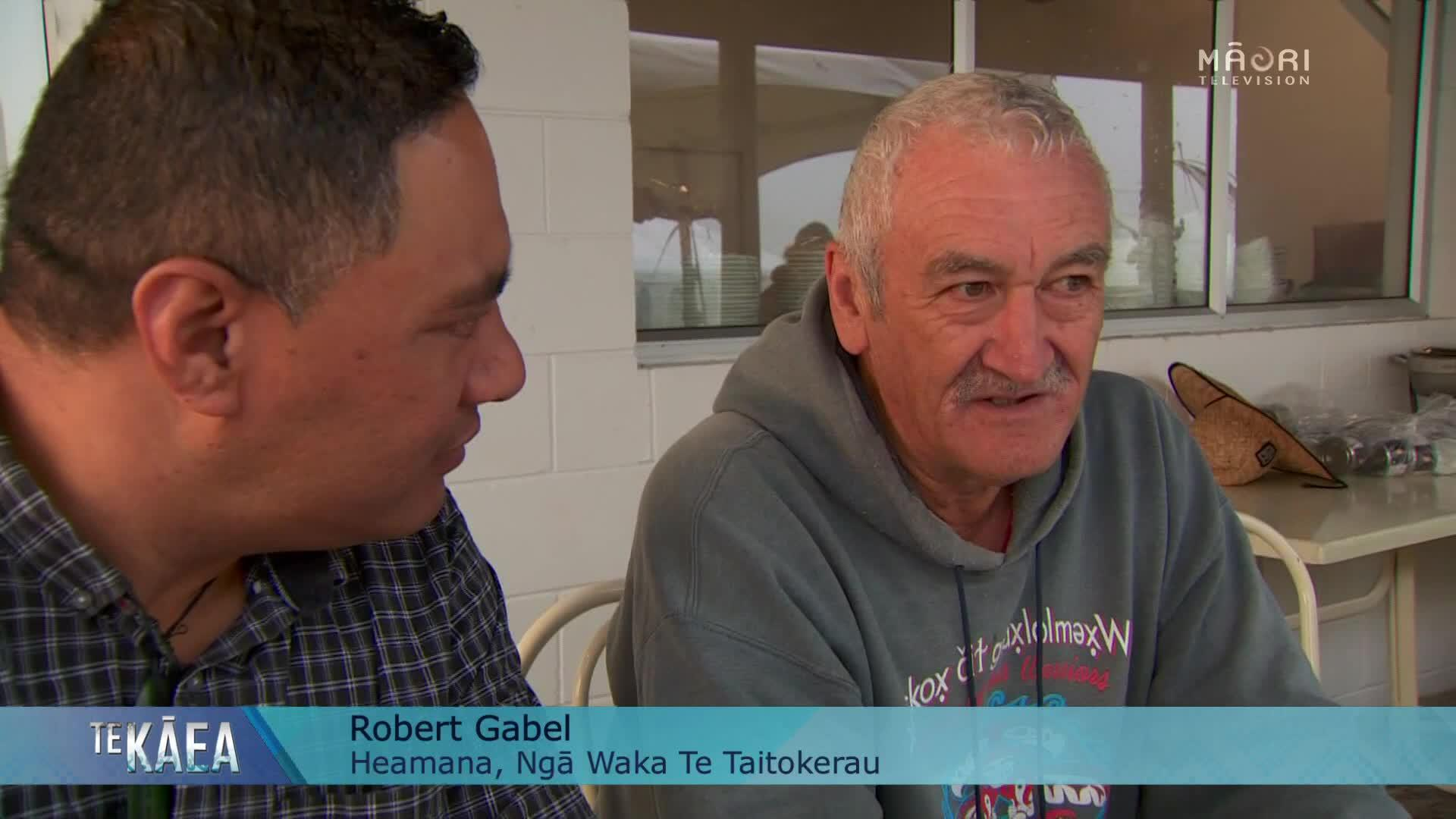 Video for Behind the scenes with Waitangi paddlers