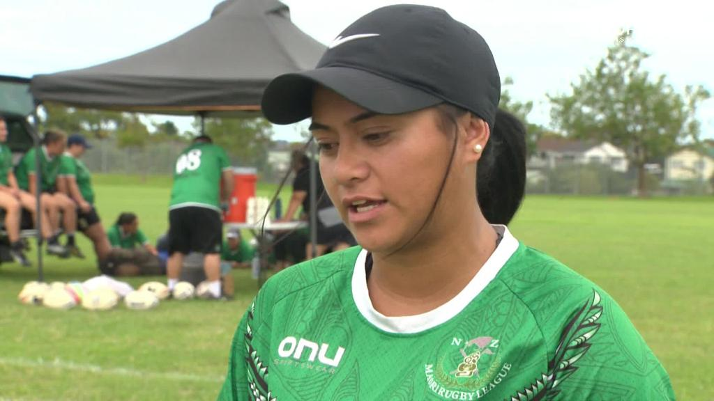 Video for NZ Māori Women's coach says team has quality for women's NRL tournament