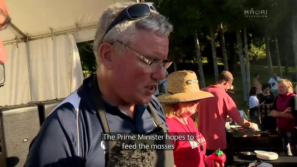 Video for PM's breakfast gets nod from Ngāpuhi elders