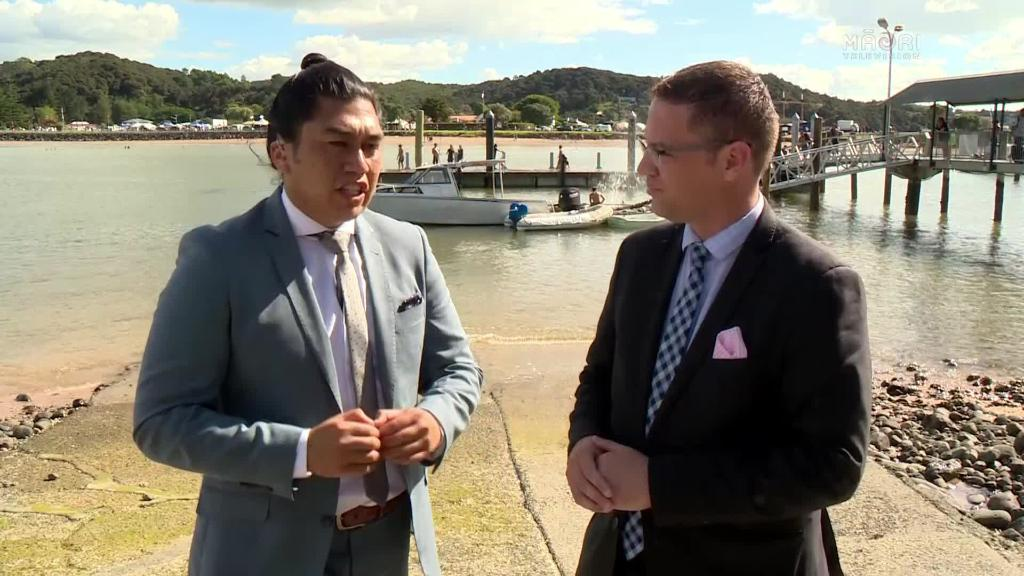 Video for What's happening in Waitangi?