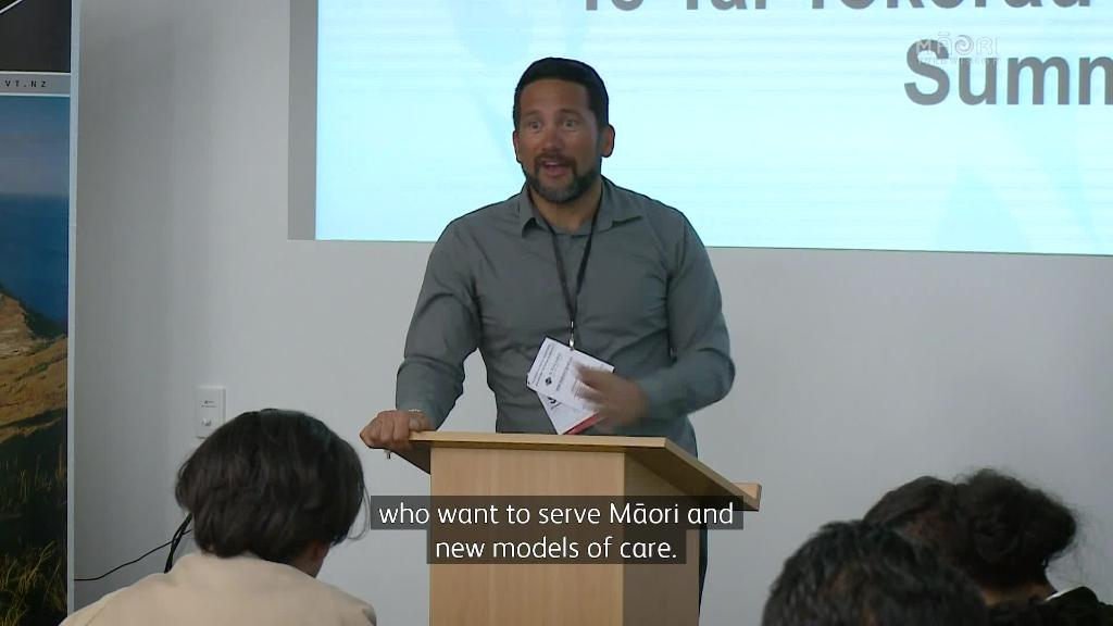 Video for Dr Lance O'Sullivan announces new scholarship