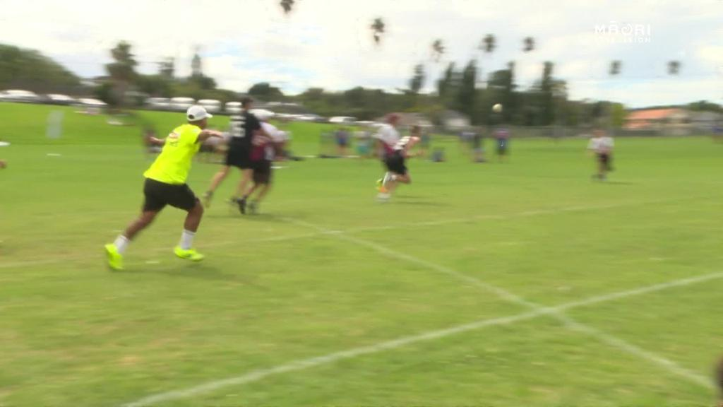 Video for Queensland Māori touch team return home to learn whakapapa