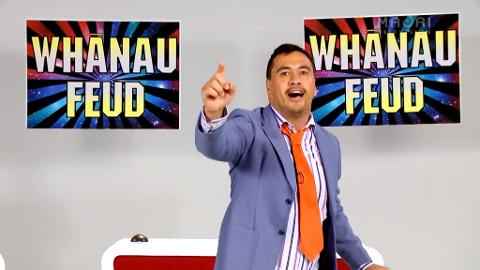 Video for Only in Aotearoa - Whānau Feud Part 1