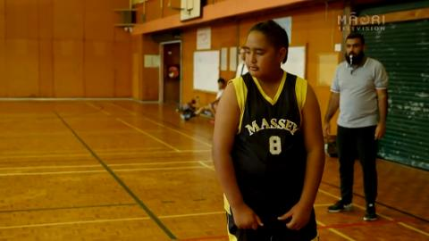 Video for Only in Aotearoa - Basketball Scholarship