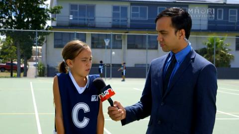 Video for Only in Aotearoa - Post Match Kid Interviews