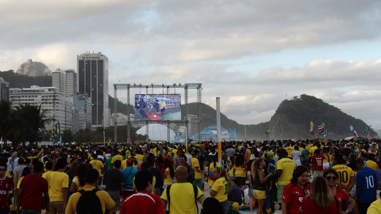 Brazil ready to host memorable World Cup despite country's issues