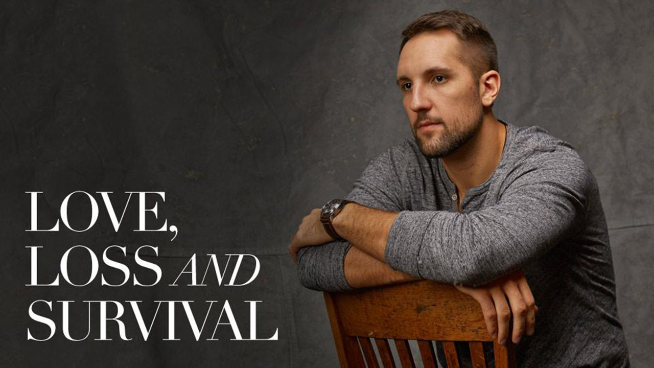 Ryan Anderson tries to move forward after girlfriend Gia Allemand's suicide