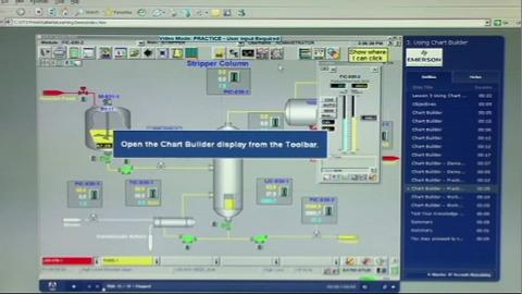Intranet Based Operator Training e7012 - DeltaV Operate for Continuous  Control