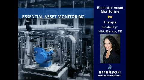 Essential Asset Monitoring for Pumps