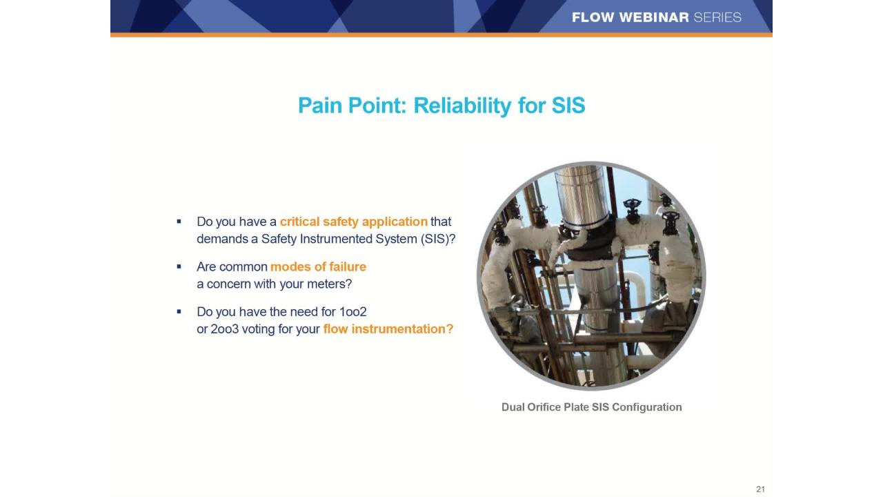 Webinar: Solving Challenging Flow Applications with Vortex Technology