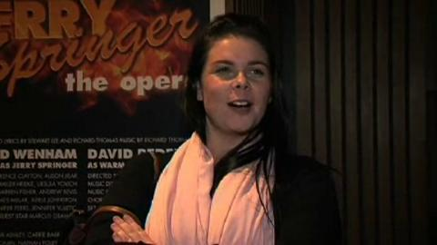 Sydney Opera House: Jerry Springer The Opera - Opening Night - 1:08