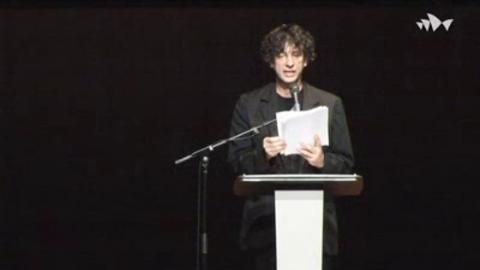 GRAPHIC: Neil Gaiman Highlights - 5:13