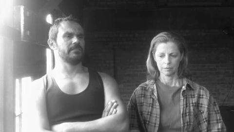 Sydney Theatre Company: One Act - Aaron Pedersen and Heather Mitchell - 3:52