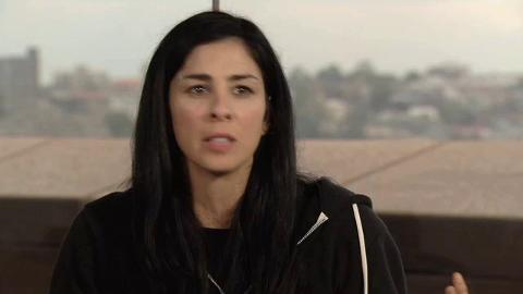 Sydney Opera House: Sarah Silverman interview - 8:14