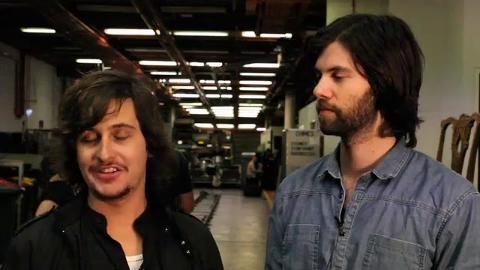 Vivid LIVE: The Temper Trap - Interview - 5:18